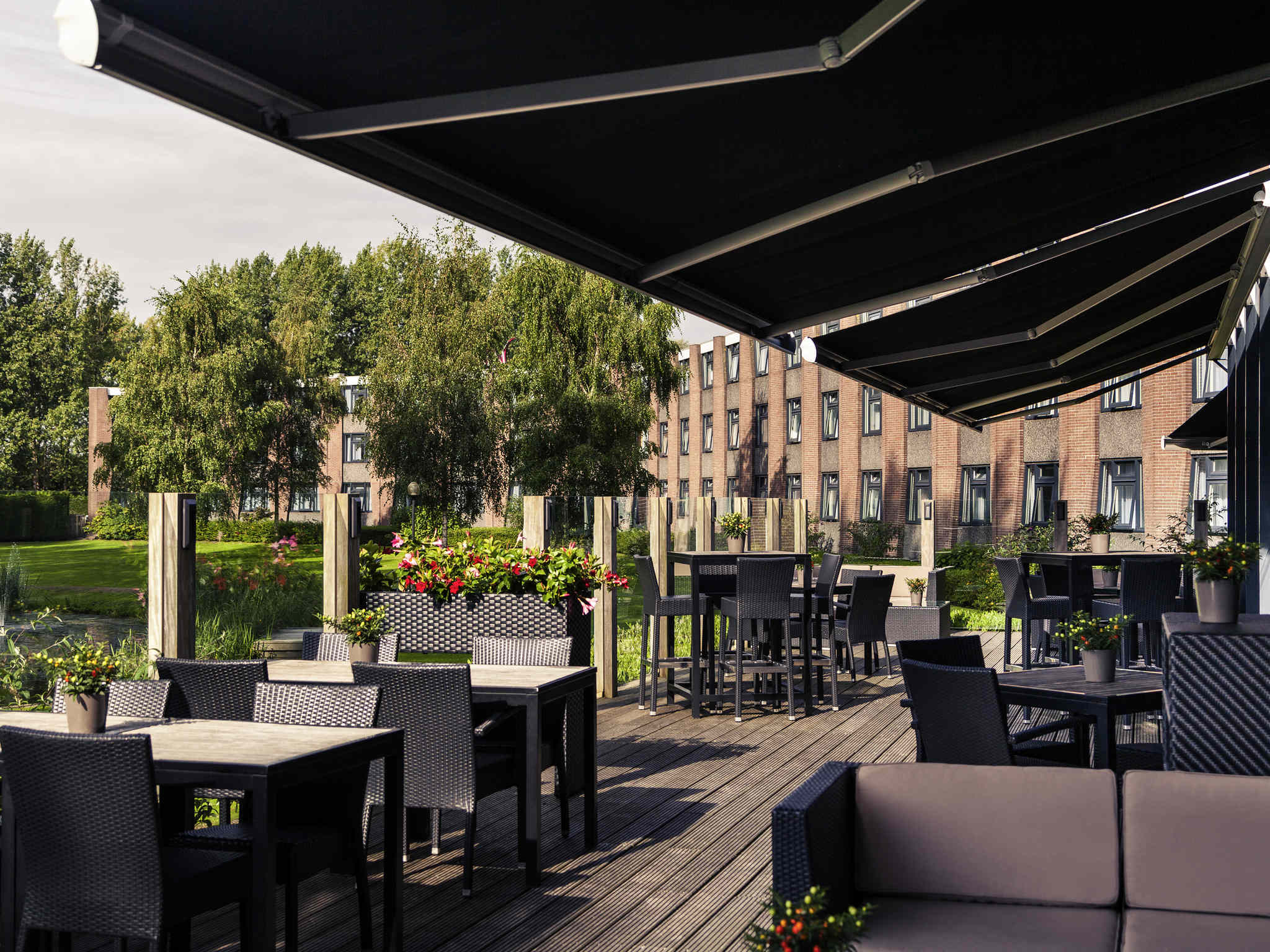 MERCURE HOTEL AMSTERDAM AIRPORT - 1315