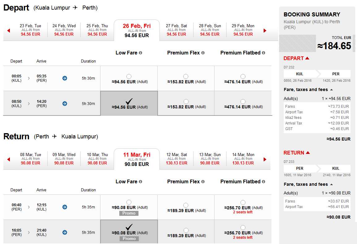 how to get cheap flights to asia