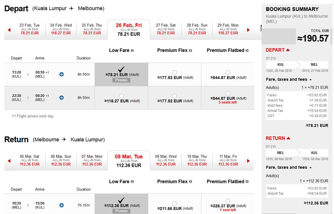 how to plan a cheap trip to australia