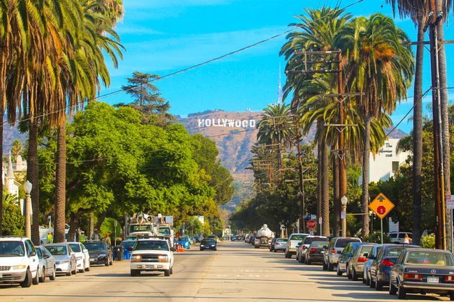 HollywoodLosAngelesCaliforniaUSA-ST