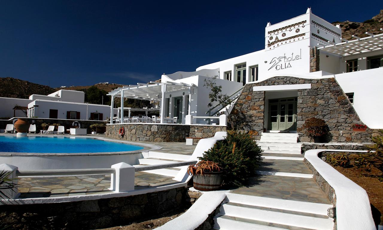 7 night stay at top rated boutique hotel in mykonos for Top rated boutique hotels