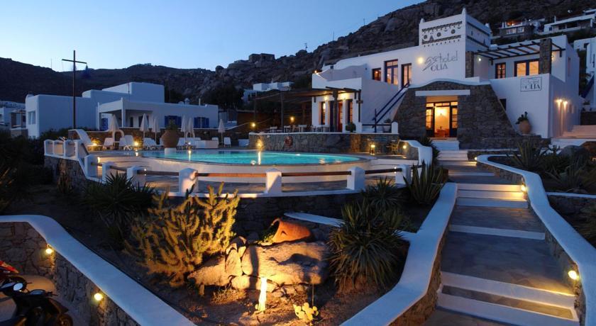 3 nights on beautiful greek island mykonos hotel and
