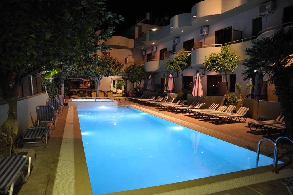 Peak Summer 7 Nights In Well Rated Hotel On The Greek