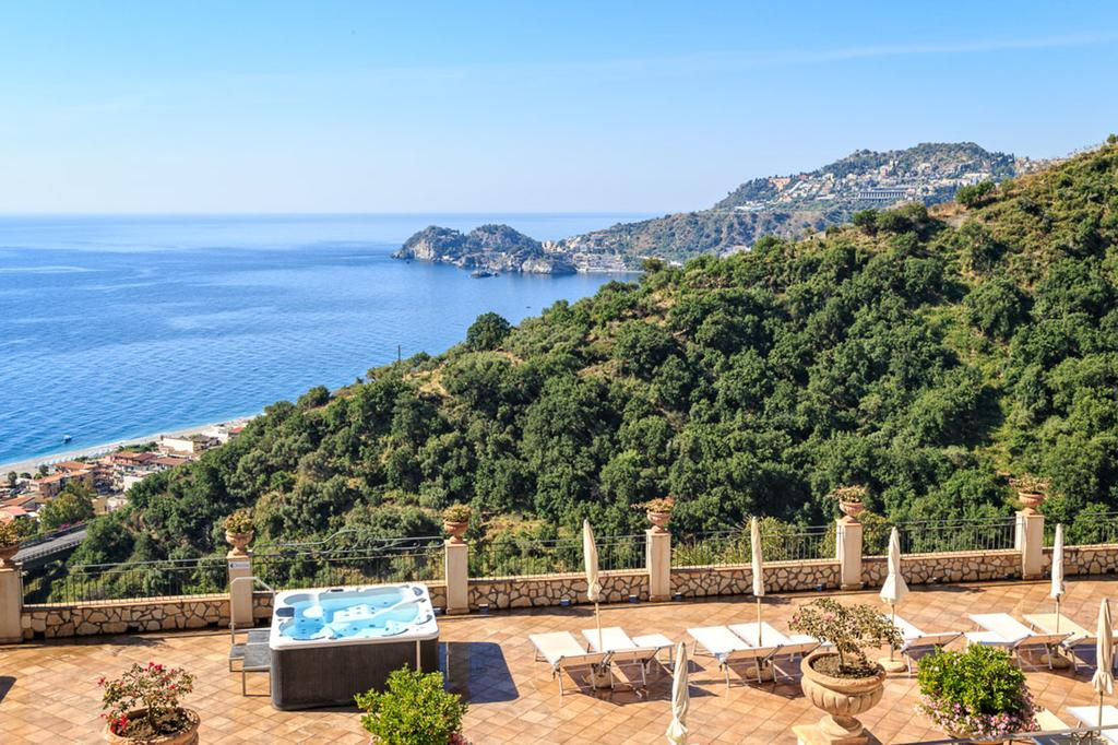 Springtime In Sicily B B Stay At Sea View 4 Hotel Spa