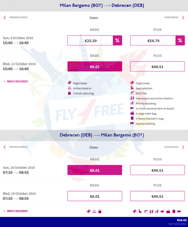 Wizz Air Sale Get 20 Off All Flights Now Open To Everybody