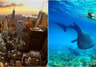 2 in 1: USA and Philippines in one trip from Hong Kong or Taipei from only $504!