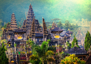 Fly from Belgium to Bali or Jakarta from just €442!
