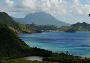 British Airways: London to exotic Saint Kitts and Nevis for £411!