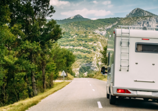 Hit the road almost for free! Rent a campervan for just €1/$1 per day! Free fuel included!