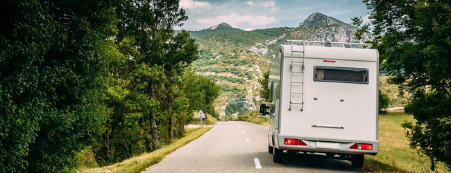 Hit the road almost for free! Rent a campervan for just £1 per day!