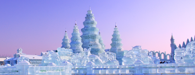 Visit Harbin Ice Festival! Flights from Australia from only AU$291!