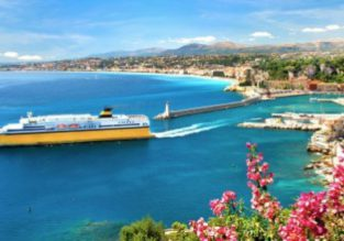 Cheap! Los Angeles to French Riviera from $341!