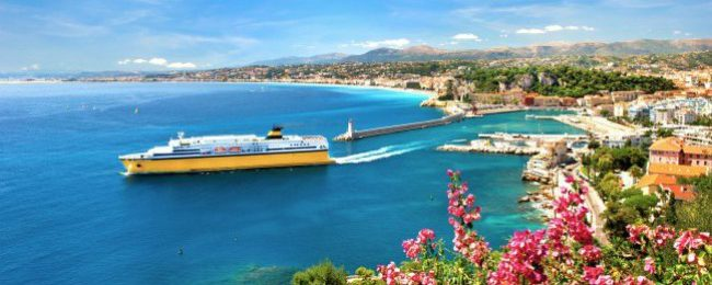 Fly from Toronto to Nice or Paris from only C$529!