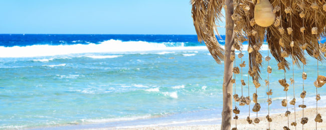Half Board 6 nights in 4* beach resort in Hurghada + flights from Nuremberg for €126!