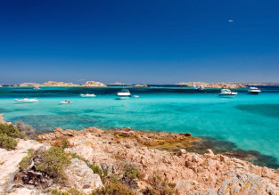 Bed+breakfast stay at superb 4* hotel in Sardinia for only €18/ $21 per person!