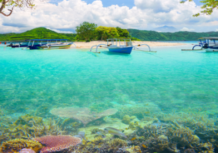 6-night stay in beachfront hotel on Lombok + flights from Kuala Lumpur for just $185!