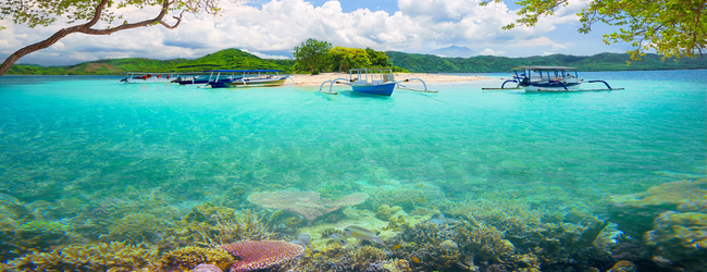 Cheap flights from Amsterdam to Bali, Indonesia for only €409!