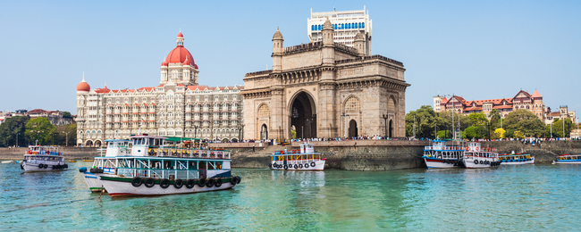 Cheap flights from Dublin to Mumbai, India for just €337!
