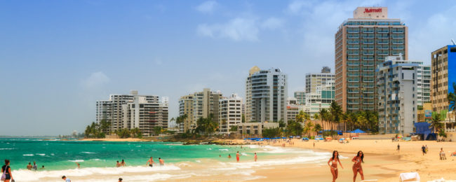 Cheap flights from California, Nevada, Texas and Utah to Puerto Rico from just $251!