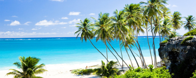 PEAK SUMMER: full-service airline flights from Miami to Barbados for just $204!