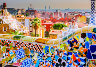 London to Barcelona for just £28!