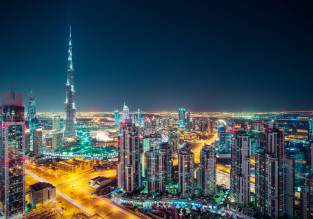 Los Angeles to Dubai for just $540!
