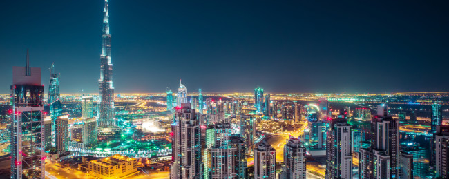 Star Alliance flights from many US cities to Dubai from only $554!