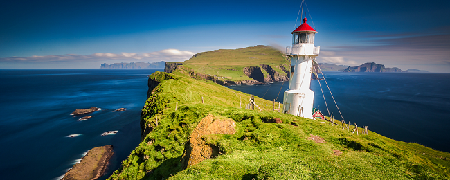 Peak Summer, Xmas and NYE! Cheap flights from Copenhagen to Faroe Islands from only €119!