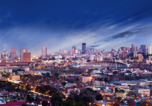 South African Summer! Cheap flights from multiple European cities to Johannesburg from just €358!