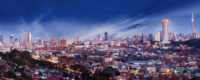 Trip into the wild! Fly from Paris or Budapest to Johannesburg from just €380!