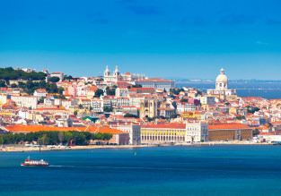 Cheap non-stop flights from New York to Lisbon for just $417!
