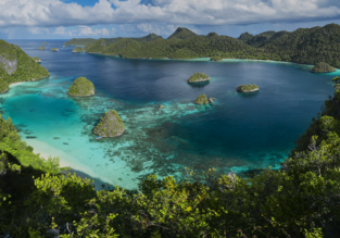 Flights from London to mega exotic Papua New Guinea for £509! Multiple day layover in the Philippines for free!