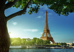 SUMMER: cheap flights from many US cities to Paris from $396!