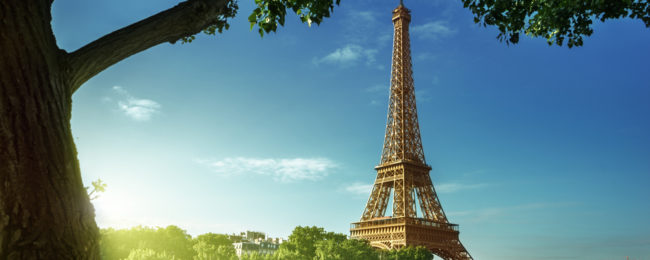 XMAS&NYE: Hong Kong to Paris for just $418!