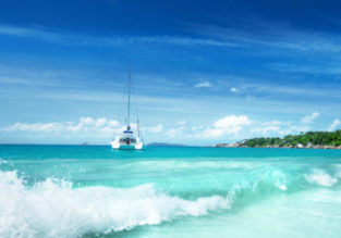 Mahe and Praslin islands, Seychelles in one trip from Vienna for €480!