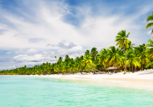 Cheap! All inclusive 7-night stay in top rated 4* beach hotel in Punta Cana + flights from Amsterdam for €404!
