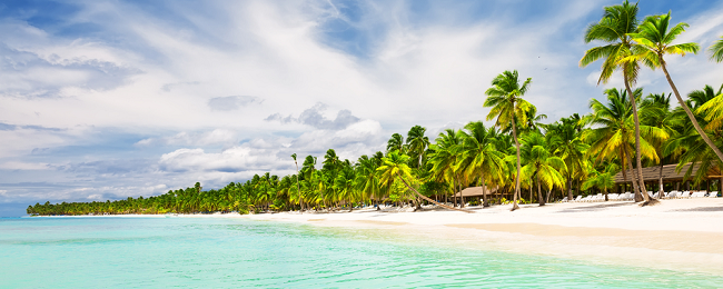 High season! Cheap flights from Los Angeles to Punta Cana, Dominican Republic for only $296!