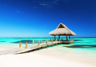 Non-stop from London to Dominican Republic for only £301!