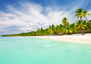 HOT! Cologne to the Dominican Republic for only €213! (checked bag incl.)