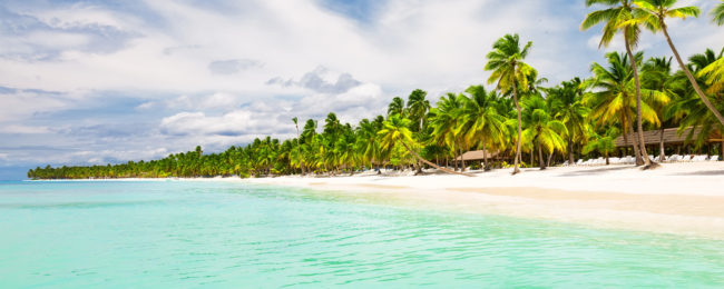 HOT! Summer non-stop from Barcelona to the Dominican Rep. for only €180!
