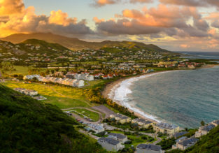 DEAL ALERT! Toronto to St. Kitts & Nevis for $158/ C$210!