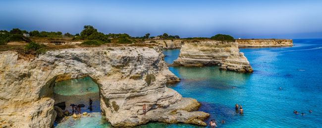 May: 4-night stay in 4* hotel in South Italy + flights from Vienna for just €152!
