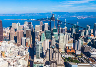 4* Kimpton Sir Francis Drake San Francisco for only €64! (€32/ £28 per person)