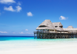Multiple UK cities to Zanzibar from only £333!