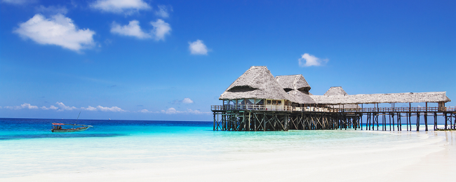 Toronto to stunning Zanzibar for only $719!