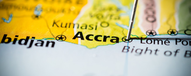 ERROR FARE: Las Vegas to Accra, Ghana for just $568!