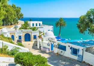 Cheap flights from Germany to Tunisia for only €70!