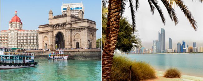 Etihad: Mumbai and Abu Dhabi in one trip from Chicago from only $586!