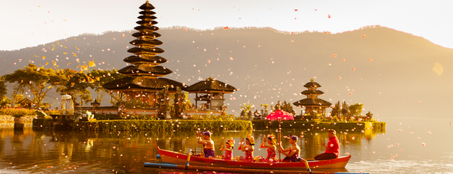7-night stay in top-rated 4* hotel in Bali + flights from Australia from AU$324!