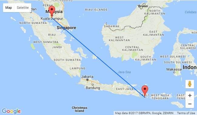 Non stop from kuala lumpur to bali for just 62 with included how to book click here or follow the links below and adjust travel dates gumiabroncs Choice Image